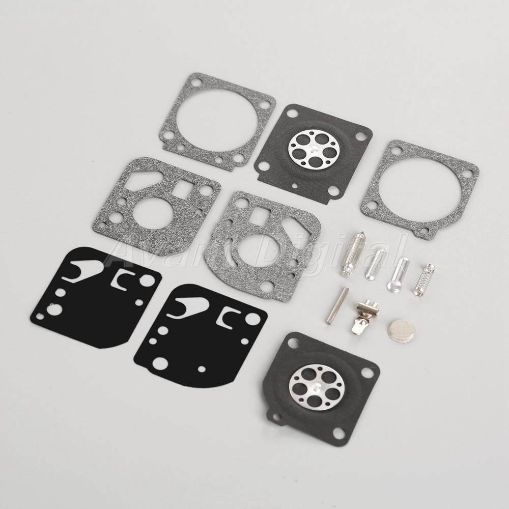 Trimmer CARB Carburetor Repair Kit RB-29 Parts For Homelite IDC Ryobi ZAMA C1U